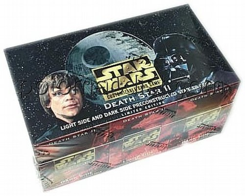 Star Wars CCG: Death Star 2 Preconstructed Starter Deck Box
