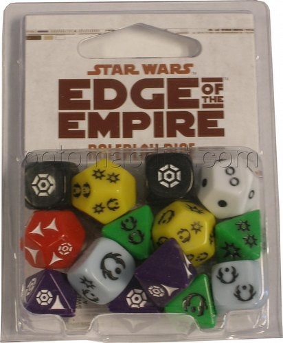 Star Wars: Edge of the Empire RPG - Dice