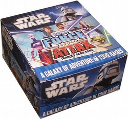 Star Wars Force Attax: Series 1 Booster Box [English]