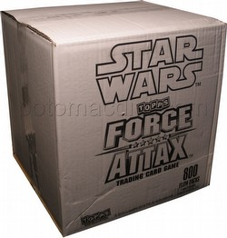 Star Wars Force Attax: Series 1 Booster Case [16 boxes]