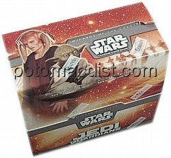 Star Wars Trading Card Game [TCG]: Jedi Guardians Booster Box