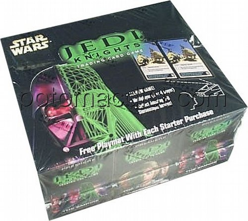 Star Wars Jedi Knights: Starter Deck Box [1st Day]