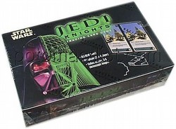 Star Wars Jedi Knights: Booster Box