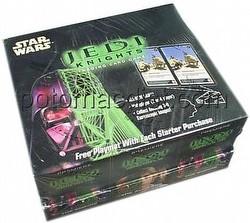 Star Wars Jedi Knights: Starter Deck Box