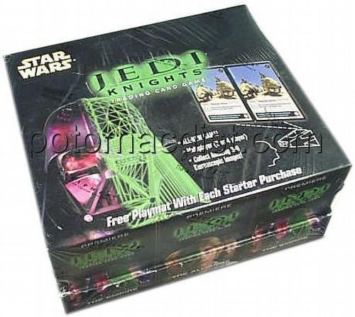 Star Wars Jedi Knights: Starter Deck Box
