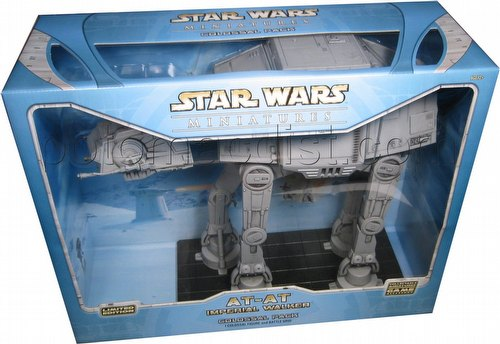 Star Wars Miniatures Game [CMG]: AT-AT Imperial Walker