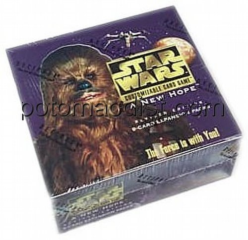 Star Wars CCG: New Hope Booster Box [Revised]
