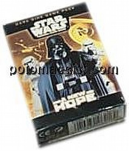 Star Wars Trading Card Game [TCG]: New Hope Dark Side Starter Deck [Wizards of the Coast]