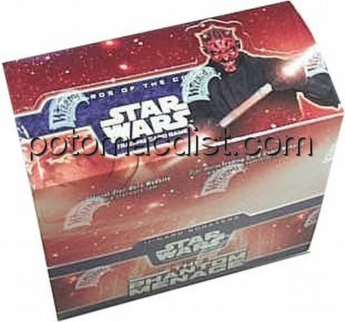 Star Wars Trading Card Game [TCG]: Phantom Menace Booster Box