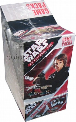 Star Wars Pocket Models Trading Card Game [TCG]: Booster Box