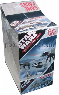 Star Wars Pocket Models Trading Card Game [TCG]: Ground Assault Booster Box