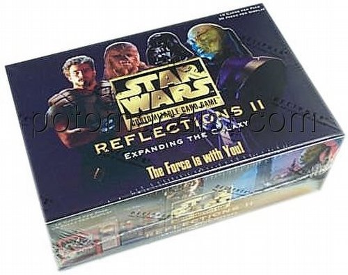 Star Wars CCG: Reflections II Booster Box