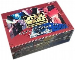 Star Wars CCG: Reflections III Booster Box