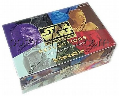 Star Wars CCG: Reflections I Booster Box