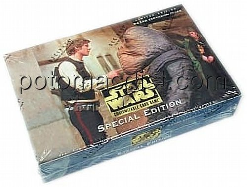 Star Wars CCG: Special Edition Booster Box