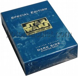 Star Wars CCG: Special Edition Dark Side Starter Deck