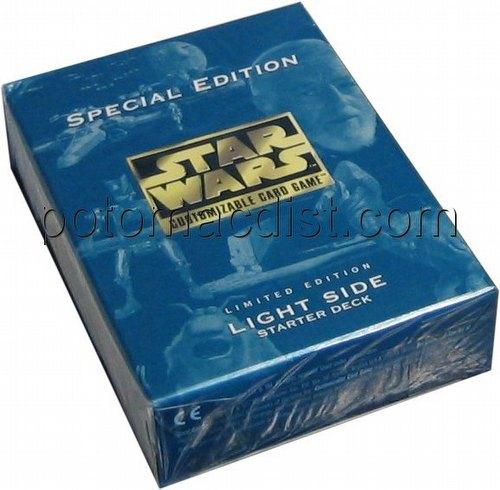 Star Wars CCG: Special Edition Light Side Starter Deck