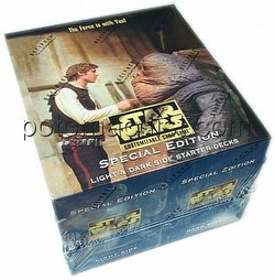 Star Wars CCG: Special Edition Starter Deck Box