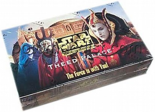 Star Wars CCG: Theed Palace Booster Box