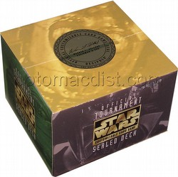 Star Wars CCG: Sealed Deck Box [no shrink wrap]