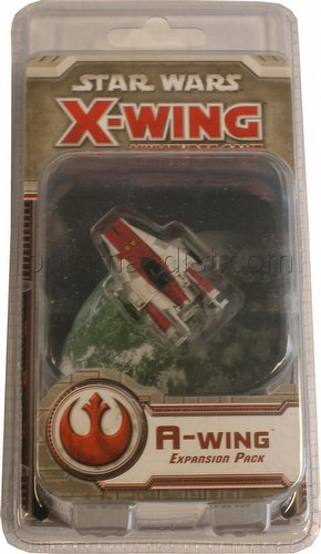 Star Wars X-Wing Miniatures: A-Wing Expansion Pack