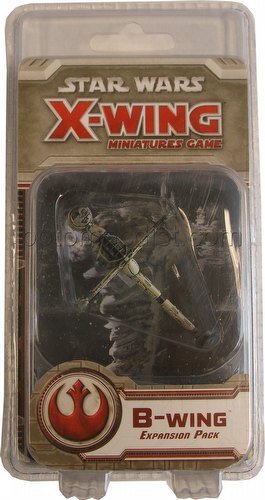 Star Wars X-Wing Miniatures: B-Wing Expansion Pack
