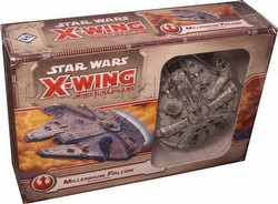 Star Wars X-Wing Miniatures: Millennium Falcon Expansion Pack