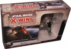 Star Wars X-Wing Miniatures: Slave I Expansion Pack