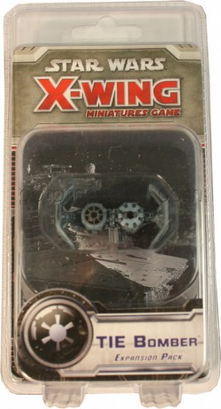 Star Wars X-Wing Miniatures: TIE Bomber Expansion Pack