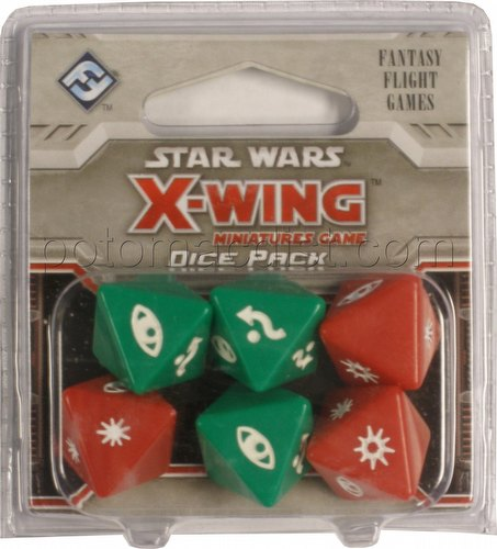 Star Wars X-Wing Miniatures: X-Wing Dice Expansion Pack