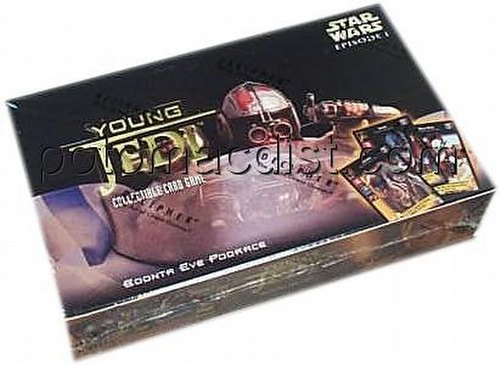 Star Wars Young Jedi: Boonta Eve Booster Box