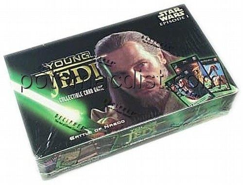 Star Wars YJ: Battle/Naboo Booster Box
