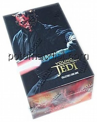 Star Wars Young Jedi: Menace of Darth Maul Collectors Box