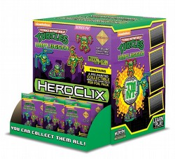 HeroClix: Teenage Mutant Ninja Turtles Unplugged Gravity Feed Box