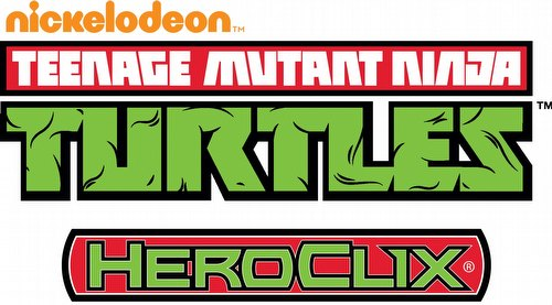 HeroClix: Teenage Mutant Ninja Turtles Unplugged Fast Forces Pack