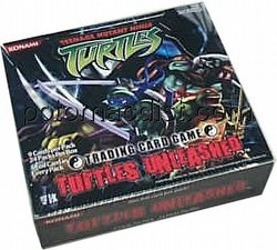 Teenage Mutant Ninja Turtles: Unleashed Booster Box