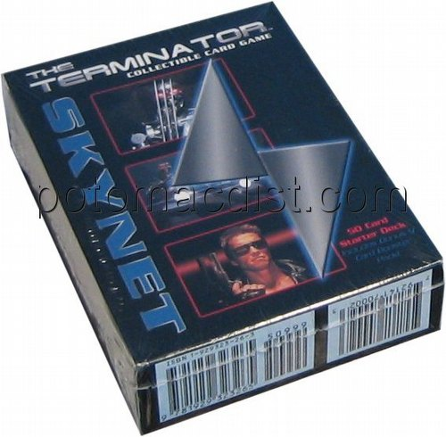 Terminator CCG: Skynet Starter Deck