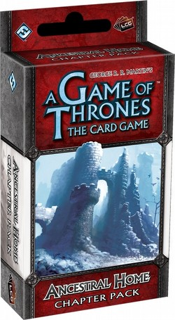 A Game of Thrones: Conquest and Defiance - Ancestral Home Chapter Pack Box [6 packs]