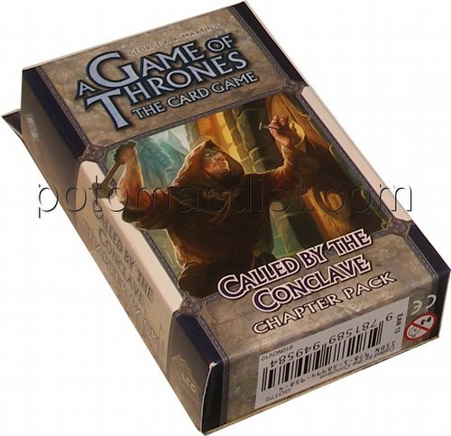 A Game of Thrones: Secrets of Oldtown Cycle - Called By The Conclave Chapter Pack