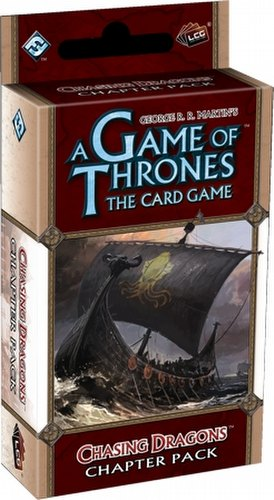 A Game of Thrones: Beyond the Narrow Sea - Chasing Dragons Chapter Pack Box [6 packs]