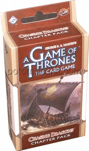 A Game of Thrones: Beyond the Narrow Sea - Chasing Dragons Chapter Pack