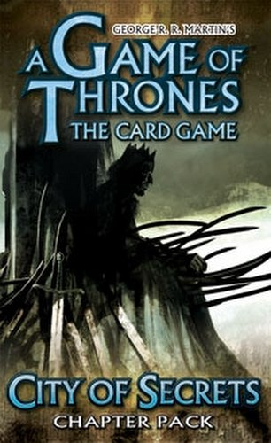 A Game of Thrones: A Time For Ravens - A Change of Seasons Chapter Pack Box [6 packs]