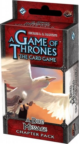 A Game of Thrones: Conquest and Defiance - Dire Message Chapter Pack Box [6 packs]