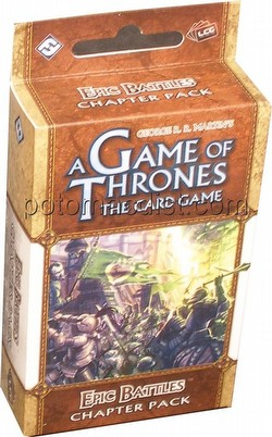 A Game of Thrones: A Clash of Arms - Epic Battles Chapter Pack [Rev.]