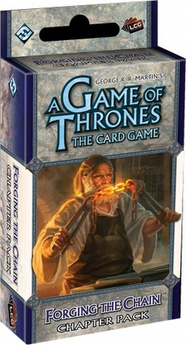A Game of Thrones: Secrets of Oldtown Cycle - Forging the Chain Chapter Pack Box [6 packs]
