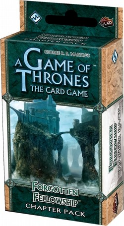 A Game of Thrones: Kingsroad - Forgotten Fellowship Chapter Pack Box [6 packs]