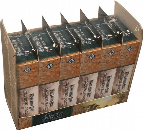 A Game of Thrones: Kingsroad - Fire and Ice Chapter Pack Box [6 packs]