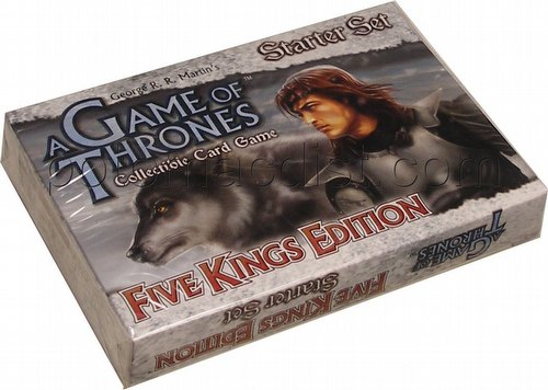 A Game of Thrones: Five Kings Edition Starter Deck