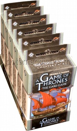A Game of Thrones: A Song of the Sea - The Great Fleet Chapter Pack Box [6 packs]
