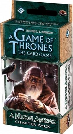 A Game of Thrones: Kingsroad - A Hidden Agenda Chapter Pack Box [6 packs]
